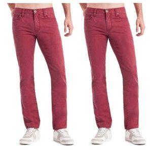 New GUESS Regular Slim Jeans sz 34 -McCrae Fit